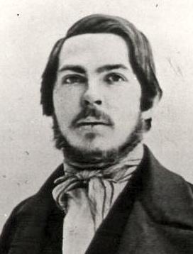 Friedrich Engels Foto 1840